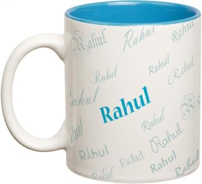 Mugwala Rahul Name Ceramic Mug