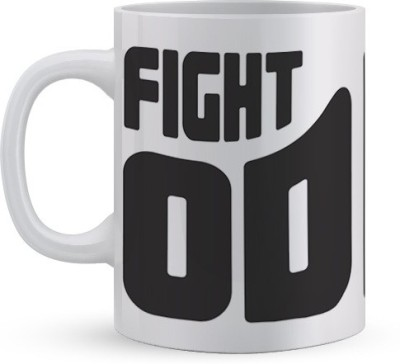 Utpatang Fight Odds Ceramic Mug