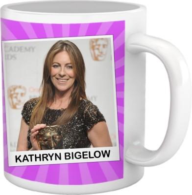 Tiedribbons My Daughter,My Pride Collection_Kathryn Bigelow Ceramic Mug