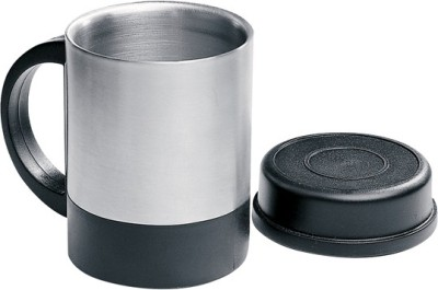 i-gadgets Coffee and Tea with Lid Stainless Steel Mug
