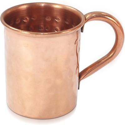 Dungri India Craft 100 % Pure copper hammered 70 ML / 2.3 oz SHOT Moscow Mule Vodka  - Cocktail SHOT MUG Copper Mug