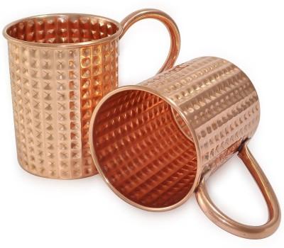 Indian Craft Villa ICV-C9-137 Copper Mug