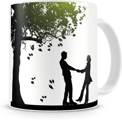 Print Haat Love & Relationship Ceramic Mug