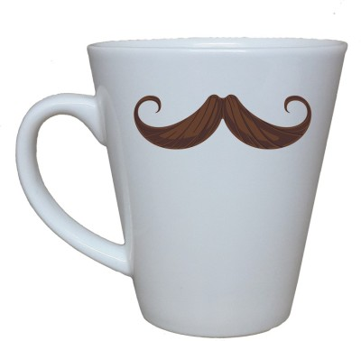 Thelostpuppy Moustache5smg Ceramic Mug