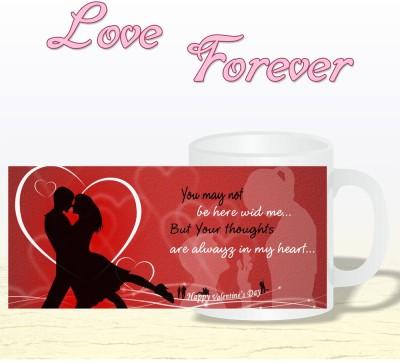 Snapgalaxy Always in My Heart Ceramic Mug