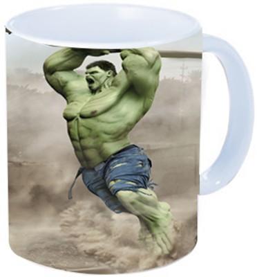 Rawkart Hulk Ceramic Mug