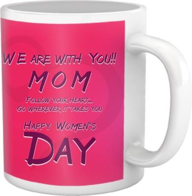 Tiedribbons Happy Women,S Day Coffee Ceramic Mug