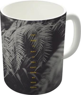 Dreambolic Bury Us Ceramic Mug