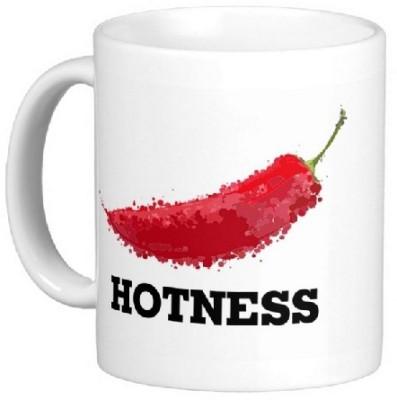 Easyhome Hotness Personality Ceramic Mug
