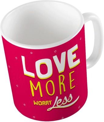 Indiangiftemporium Designer Fancy Printed Coffee  690 Ceramic Mug