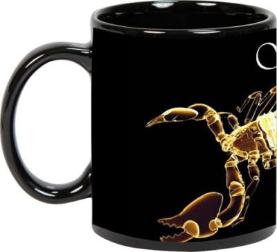 Goonlineshop Scorpio Ceramic Mug