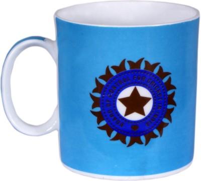 ICC Official T 20 Cricket World Cup India Team Merchandise Ceramic Mug