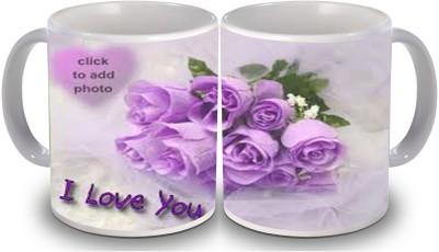 Print Hello I love you Set of two 324 Ceramic Mug