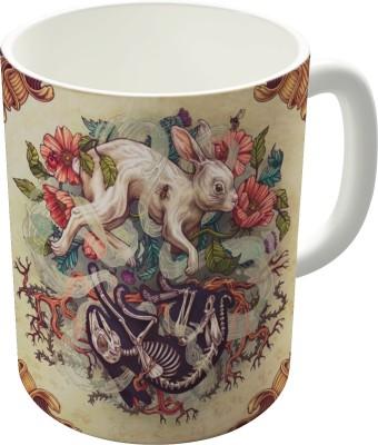 Dreambolic Dust Bunny Ceramic Mug