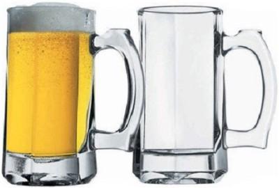 Pasabahce Handled Beer  Glass Mug