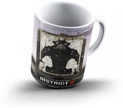 Ucard District 994 Bone China, Ceramic, Porcelain Mug
