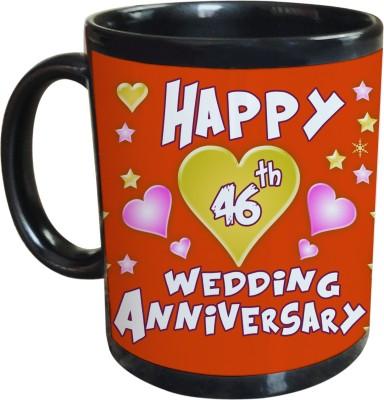 Sajawat Homes 46th Wedding Anniversary Coffee Ceramic Mug