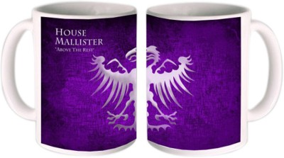 Shopmillions House Mellister Ceramic Mug