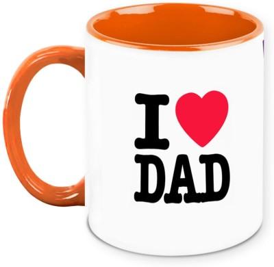HomeSoGood My Dad My Hero Quote Ceramic Mug
