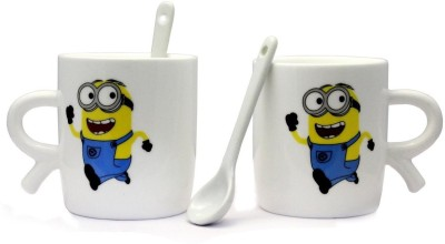 Stuff Jam Cool attractive Movie Character for Kids Ceramic Mug