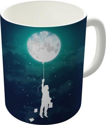 Dreambolic Burn The Midnight Oil Ceramic Mug