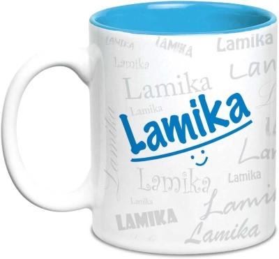 Hot Muggs Me Graffiti - Lamika Ceramic Mug
