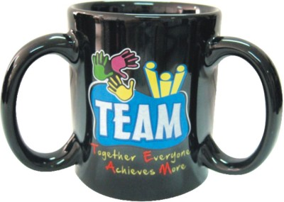 Red Moments Team Ceramic Mug