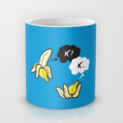 Astrode The Fault In Our Potassium Levels Ceramic Mug