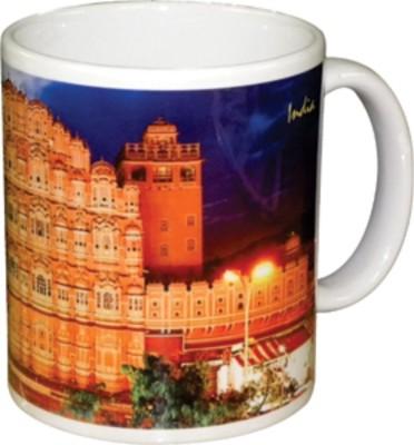 Lion Souvenirs Hawa Mahal - Jaipur Coffee / Tea  Ceramic Mug