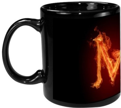 Onlineworld Black Coffee  - M Ceramic Mug