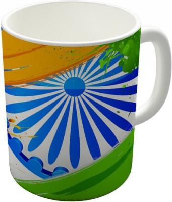 Shaildha Republic-007 Ceramic Mug