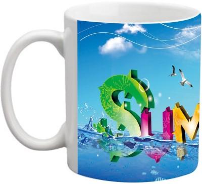 Printocare Summer  Ceramic Mug