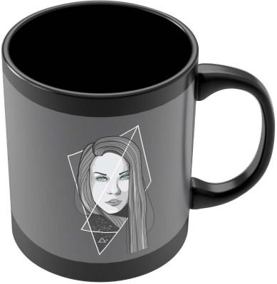 PosterGuy Vector Art Illustration Graphic Art Sketch Ceramic Mug