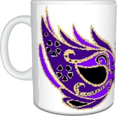 Creatives Mask Ceramic Mug
