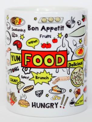 Blitzen 11oz-FW Ceramic Mug