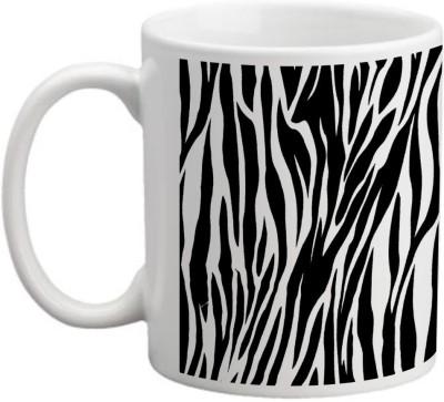 Printocare Zebra Print Ceramic Mug