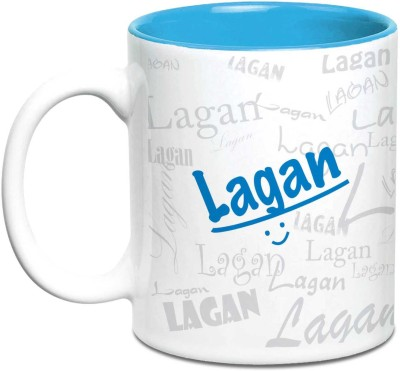 Hot Muggs Me Graffiti - Lagan Ceramic Mug