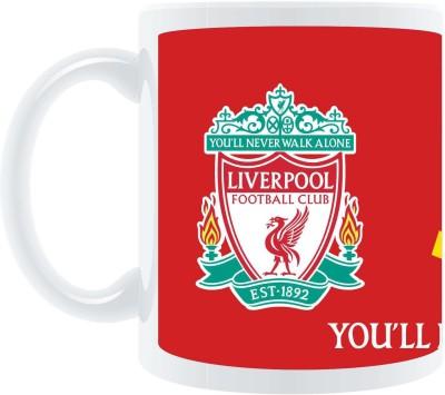 AB Posters Liverpool Ceramic Mug