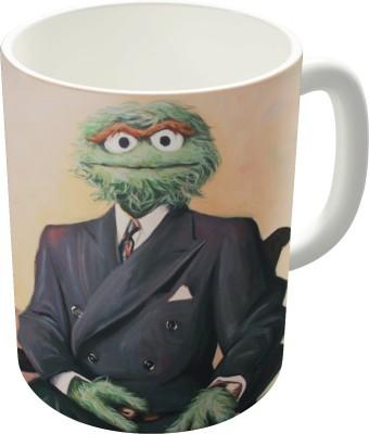 Dreambolic Sir Oscar Grouch Ceramic Mug