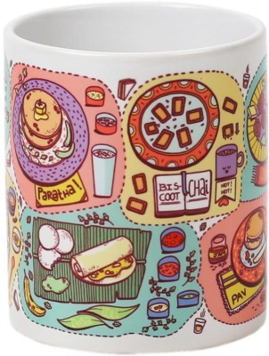 Chumbak Best Meal Ceramic Mug