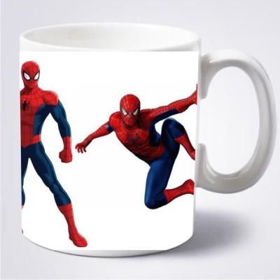 Big Idea Spider Man 4 Ceramic Mug