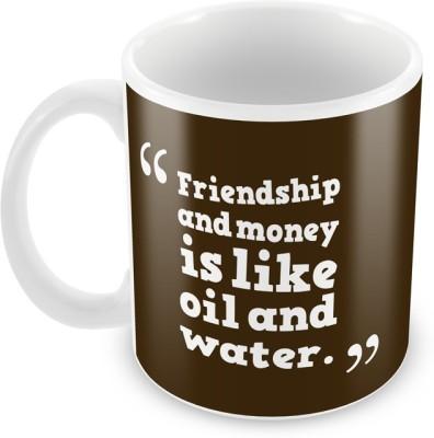 AKUP Friendship-Is-Nothing Ceramic Mug