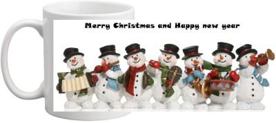 Printocare Merry Christmas  7 Ceramic Mug