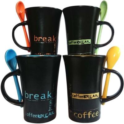 Dharmaraj Links Coffee s Ceramic Mug