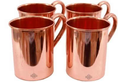 Indian Art Villa IAV-C-2-116A Copper Mug