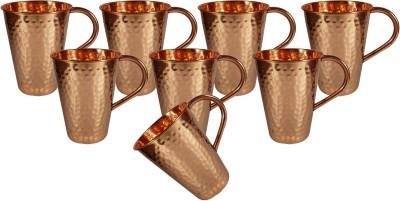 AsiaCraft MOSCOWMUG020-8 Copper Mug