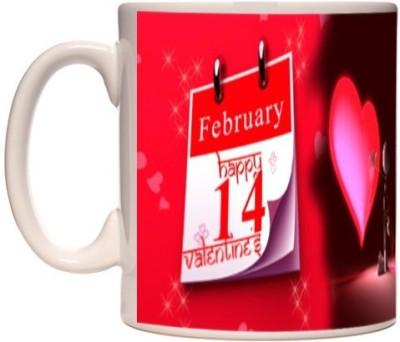 Onlineworld Coffee Photo Love Theme - 12 Ceramic Mug