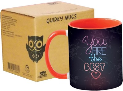 Only Owl OLILY47 Gift I Love You Ceramic Mug