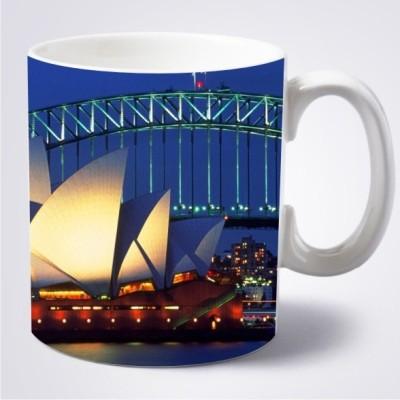 Big Idea Sydney Opera House Ceramic Mug