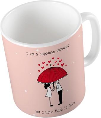 Indiangiftemporium Fancy Design Printed Cute Coffee  670 Ceramic Mug